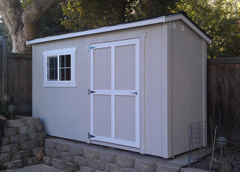 All purpose sheds