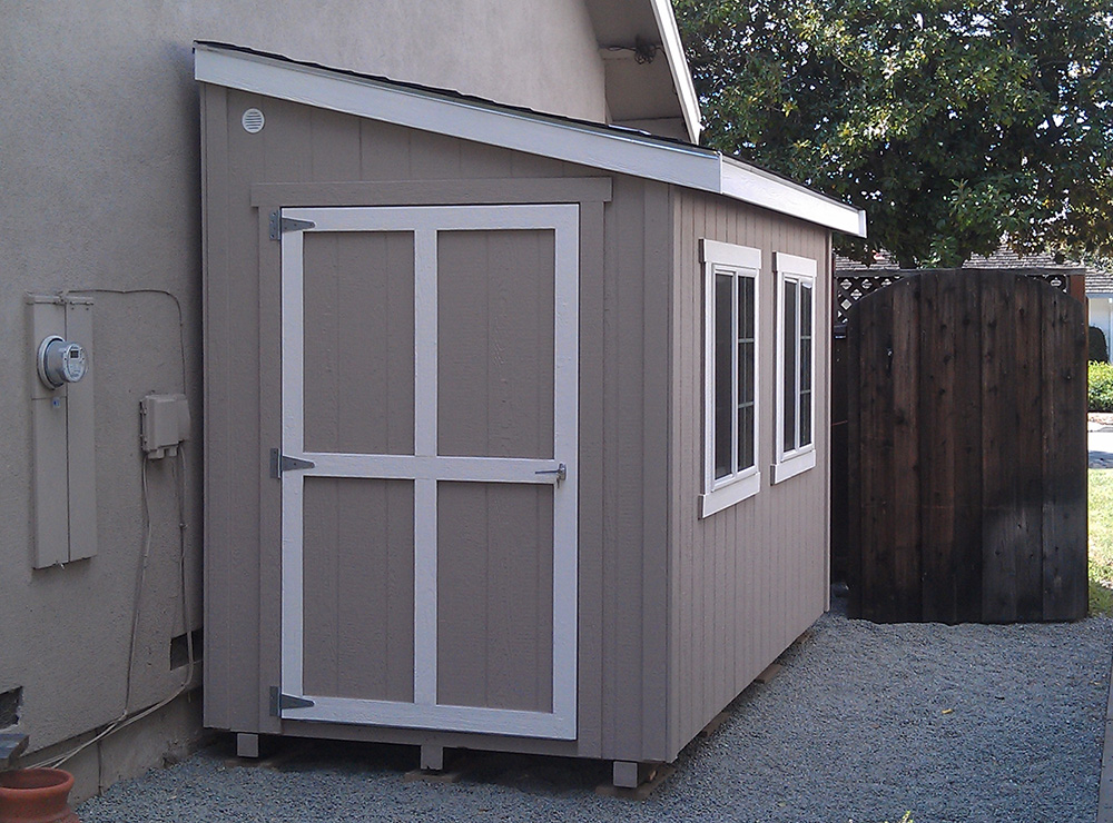The Shed Shop Half Shed Home Amp Garden Storage Sheds